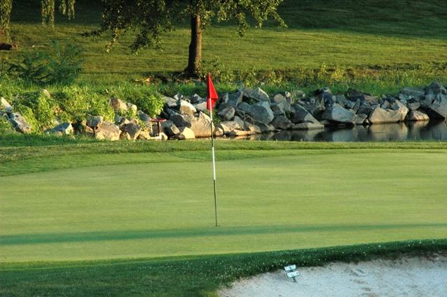 Westpark Golf Club 10th Green