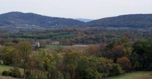 Highlands at Round Hill autumn views