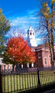 Leesburg Courthouse, Downtown Leesburg Virginia