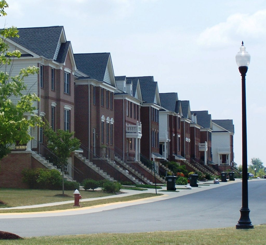 South Riding townhomes