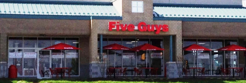 Five Guys Leesburg