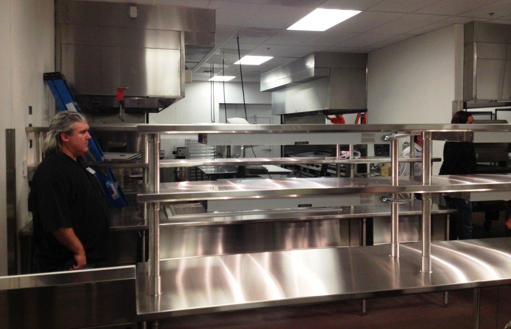 Alamo kitchen