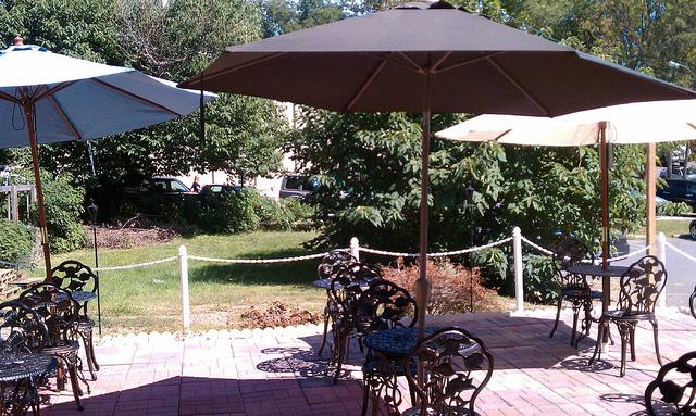 Cajun patio