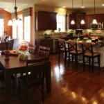 Ravensworth model kitchen