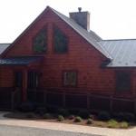 Boulder Crest cabin