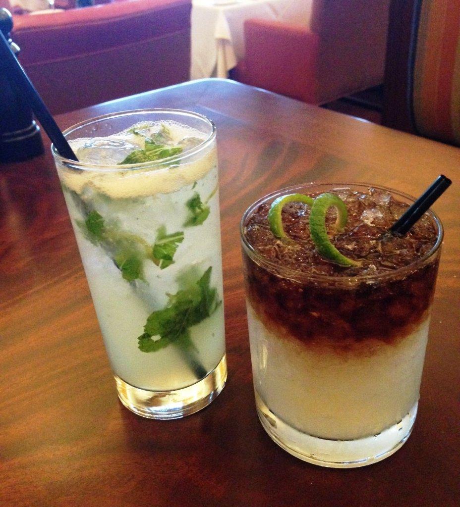 TRIO Cocktails