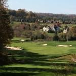 Creighton Farms Golf Club 13th tee