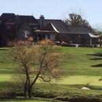 Creighton Farms home overlooking golf course