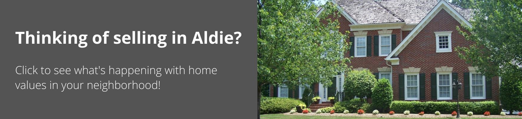 Sell your Aldie home, Aldie market update
