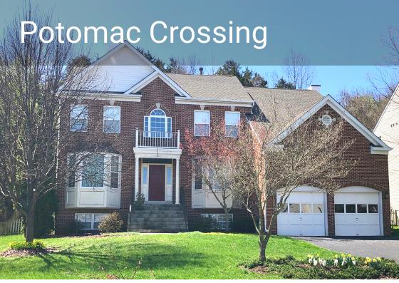Potomac Crossing neighborhood, Potomac Crossing community, Potomac Crossing in Leesburg, Potomac Crossing neighborhood page