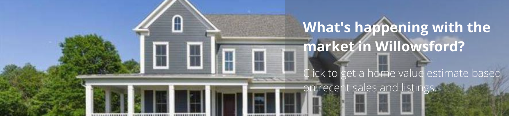 What is your Willowsford Home Worth?