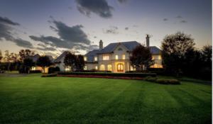 Creighton Farms luxury homes