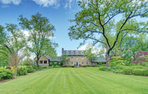 Foxcroft Road in Middleburg luxury home
