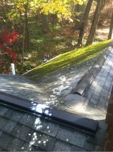 roof renew before