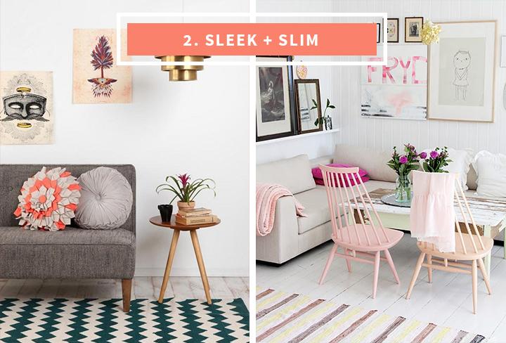 Sleek and Slim
