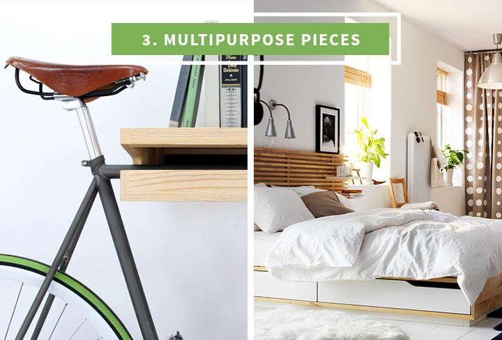 Multipurpose Pieces