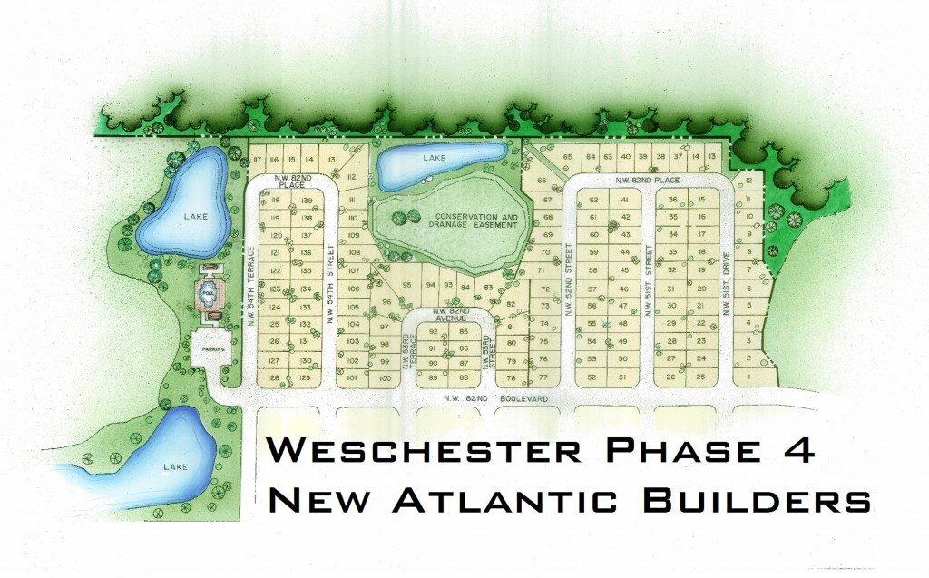Weschester SiteMap Phase IV