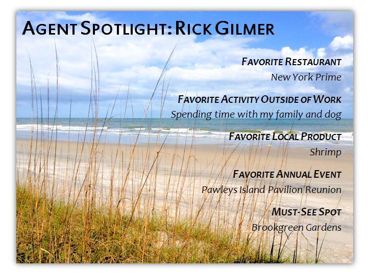 Rick Gilmer Agent