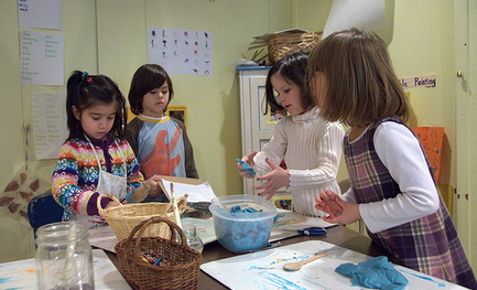 Art Classroom in Huntsville AL