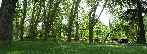 Huntsville AL Parks