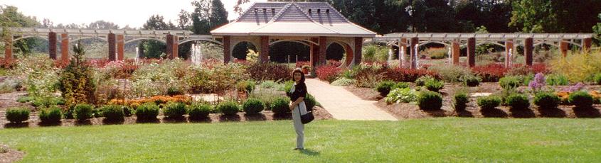 Huntsvilel Botanical Gardens
