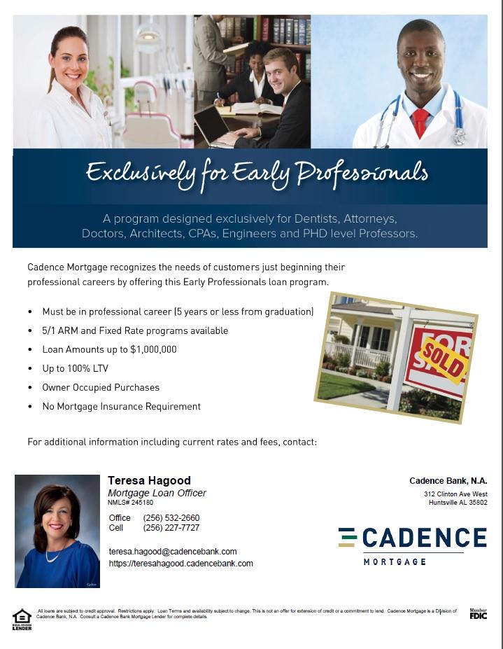 Cadence Loan Program