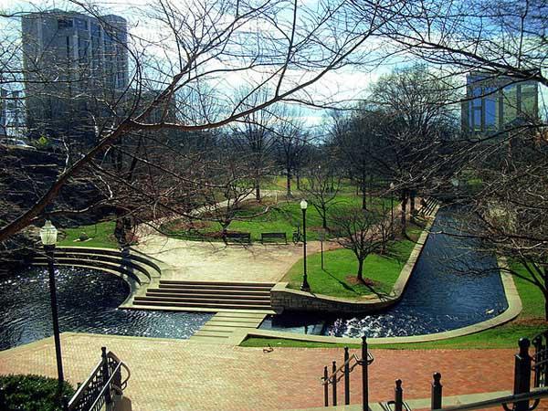 Big Springs Park - Image Credit: http://en.wikipedia.org/wiki/File:Big_Spring_Park_overlook.jpg