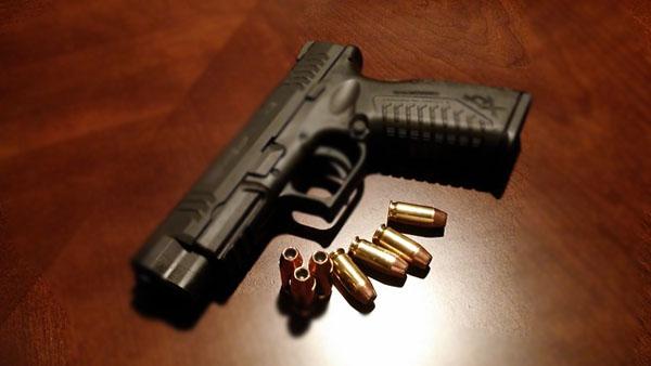 Pistol - Image Credit: http://pixabay.com/en/users/RabidSquirrel-49958/