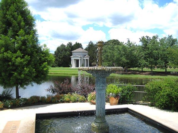 Huntsville Botanical Garden - Image Credit: https://www.flickr.com/photos/bnorwood/3742021703
