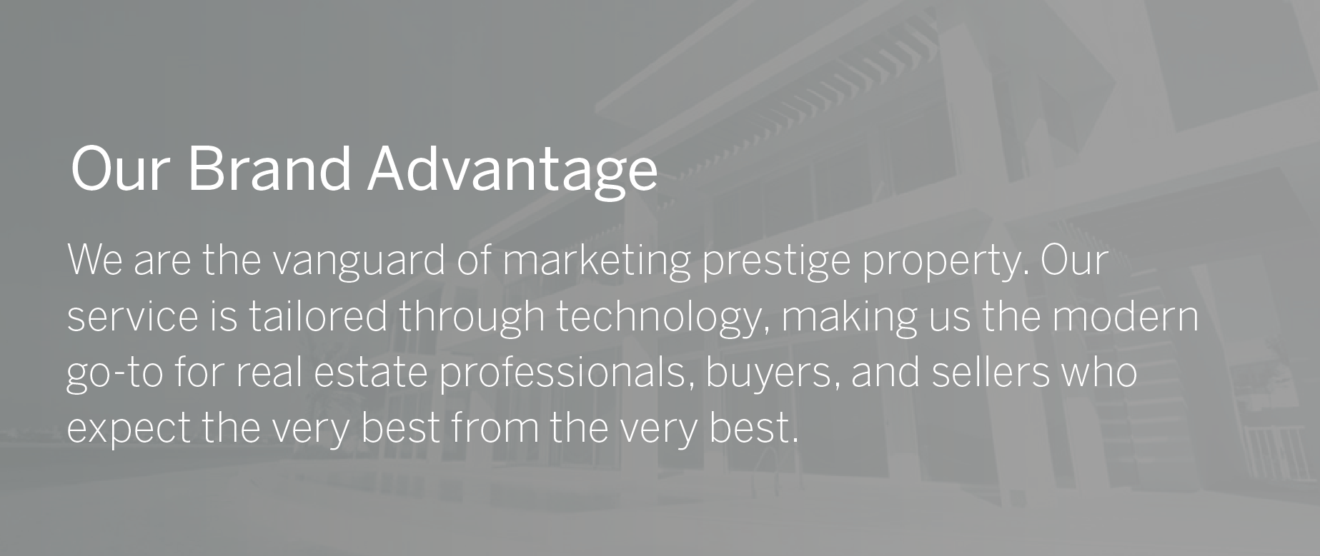 Brand Advantage