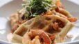 Waffles & shrimp