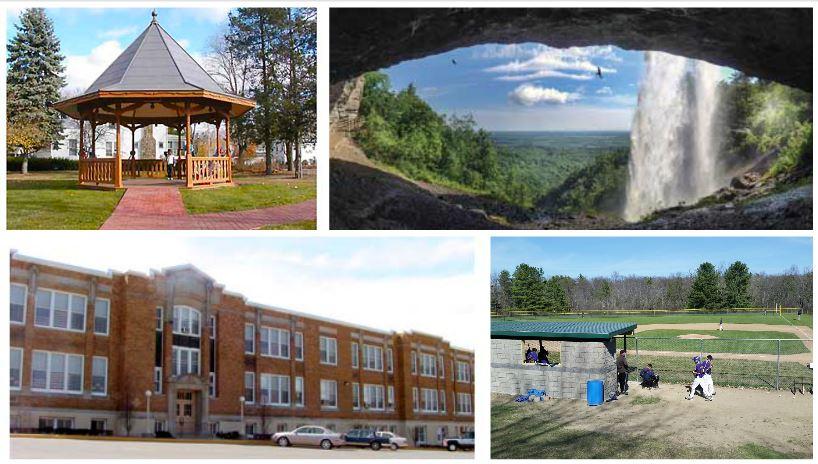 voorheesville collage