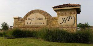 High Point Lake Estates