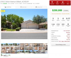 3793 S SETON AVE, Gilbert, AZ 85297 - Gilbert Real Estate