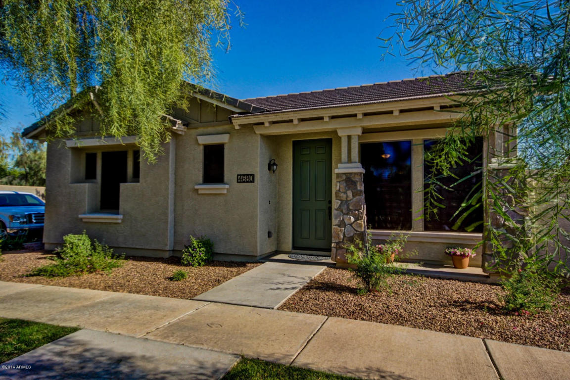 Higley Groves Home For Sale with Pool