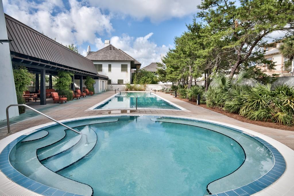 Barbados Pool at Rosemary Beach