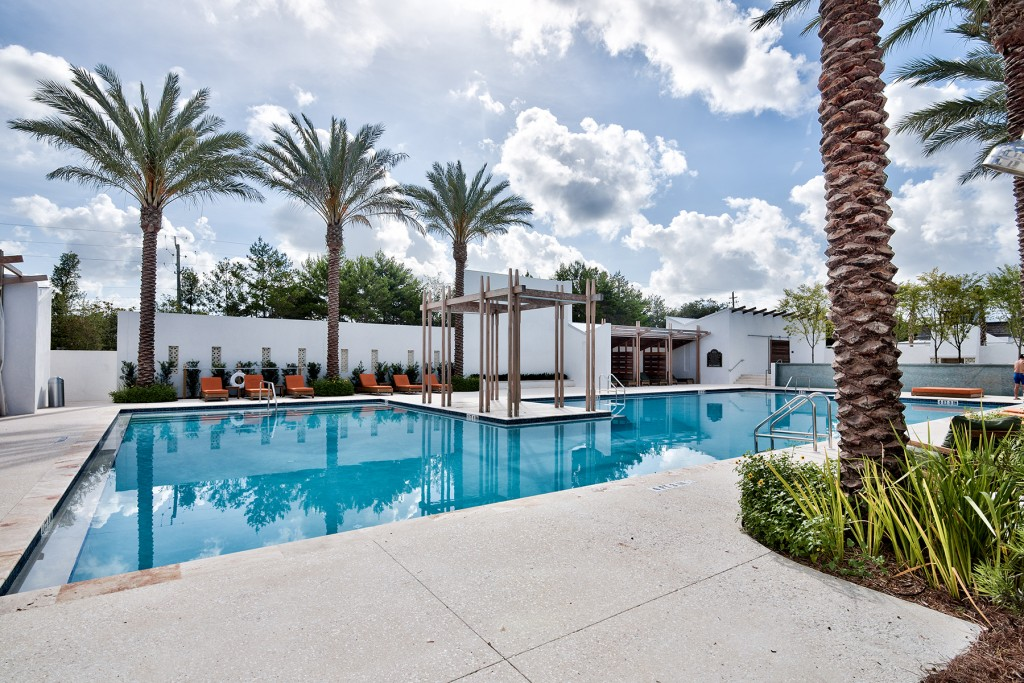Owners Club Pool at Rosemary Beach