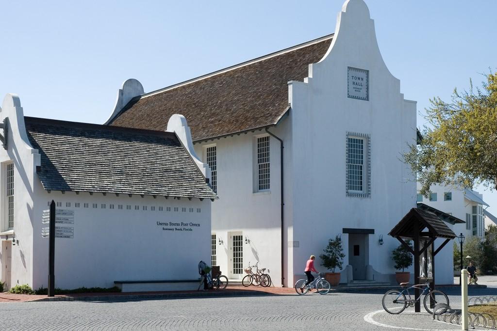 Town Hall at Rosemary Beach
