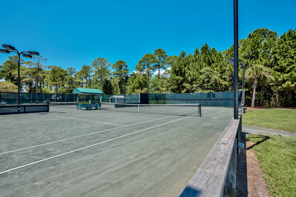 Tennis Courts at Sandestin Golf and Beach Resort