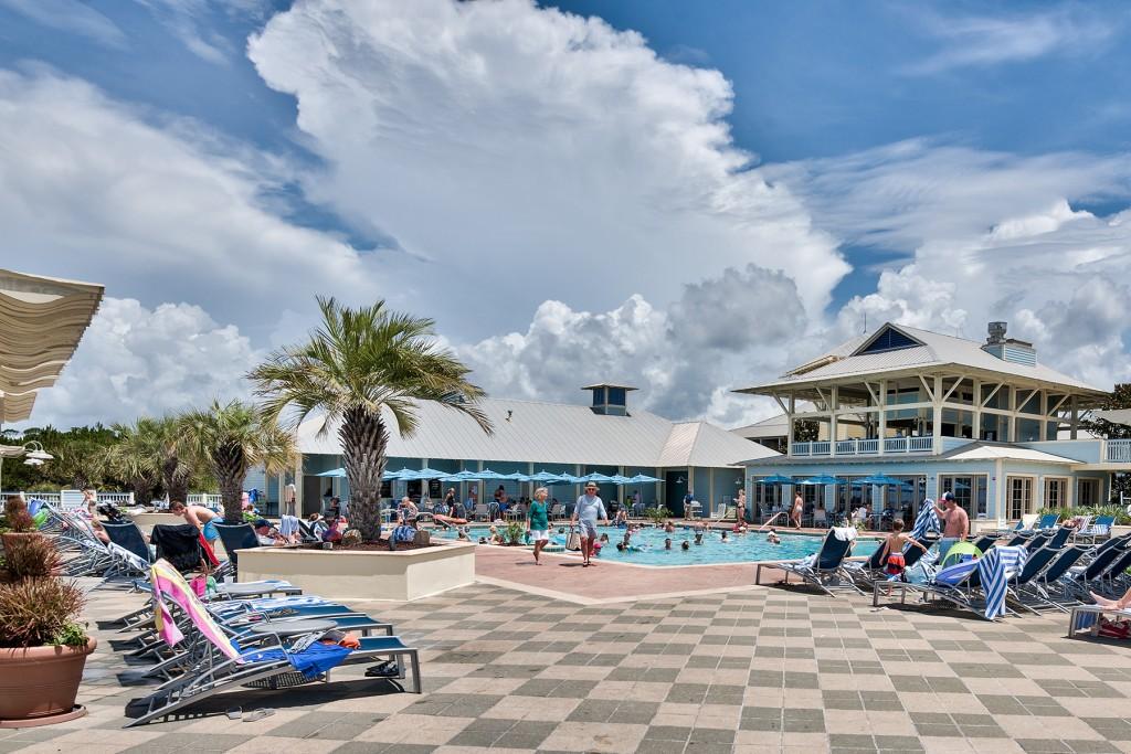 Beach Club Pool at WaterColor