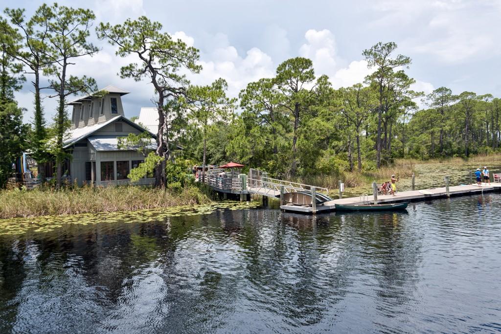 Boat House at WaterColor