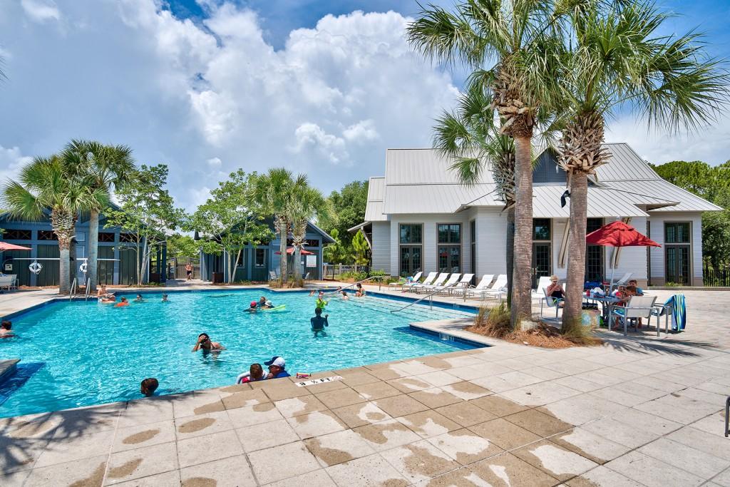 Marina Pool at WaterColor