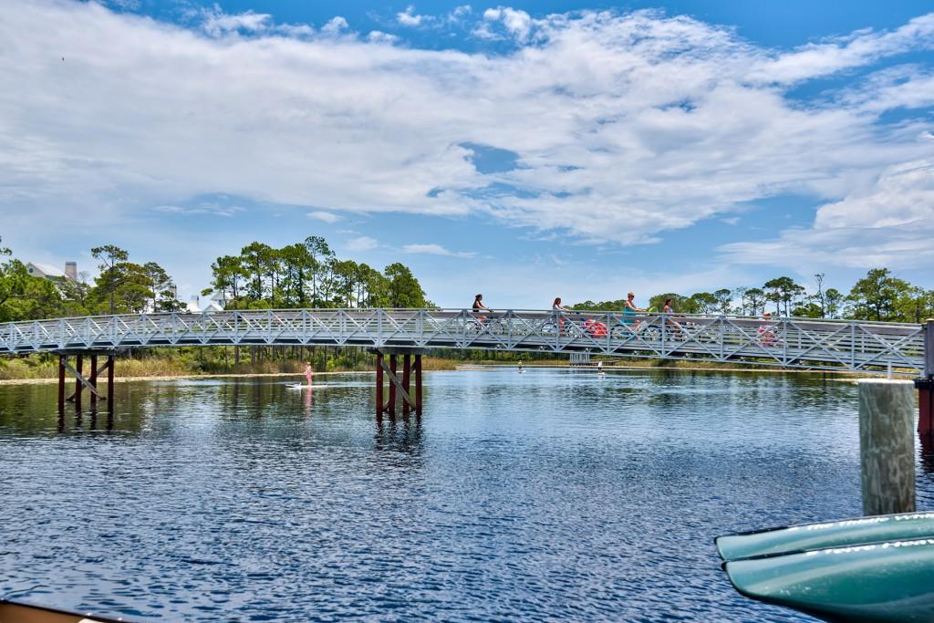 Western Lake Bridge at WaterColor