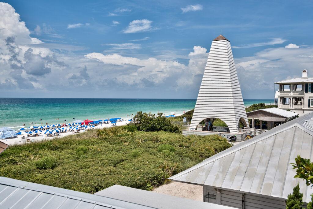 Coleman Beach Pavilion in Seaside, FL