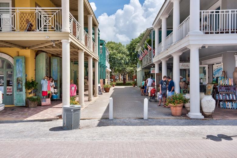 Seaside Florida Real Estate