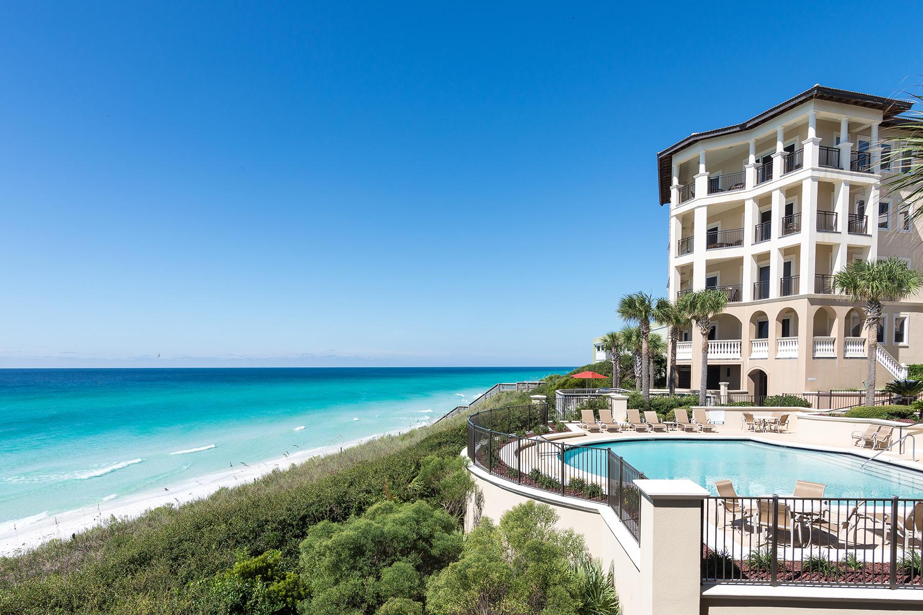 Blue Mountain Beach Condos Florida