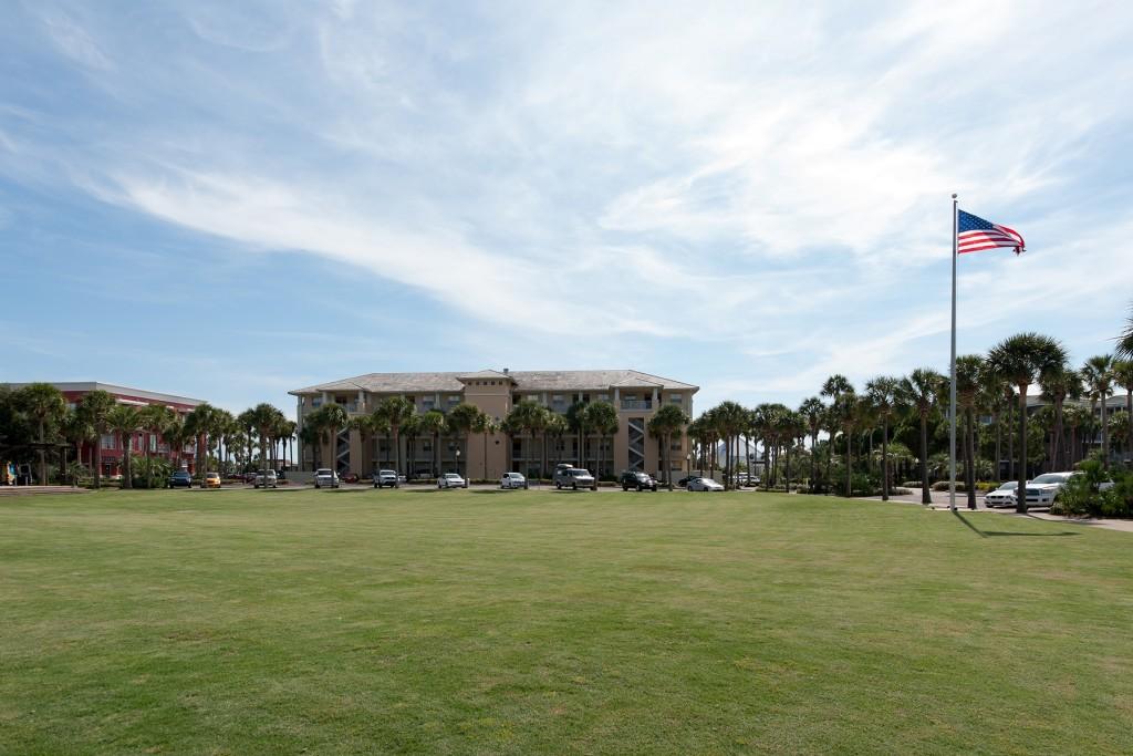 Amphitheater at Gulf Place in Santa Rosa Beach