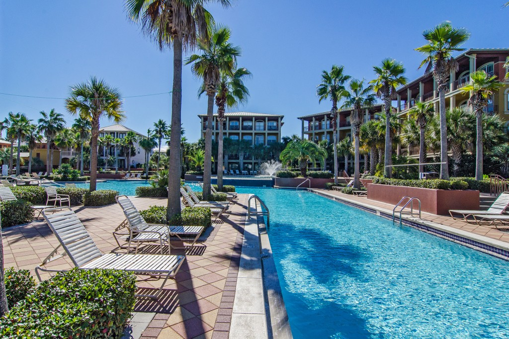 Pool Front Seacrest Beach Condos for Sale