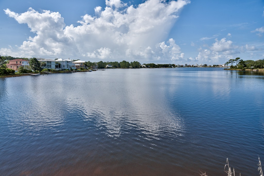 Lakefront Homes in Seagrove Beach