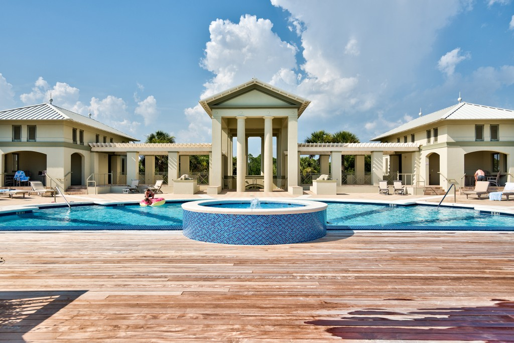 Gulf Front Beach Club at The Retreat